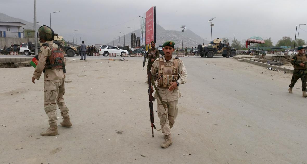 Centrem Kábulu otřásla silná exploze