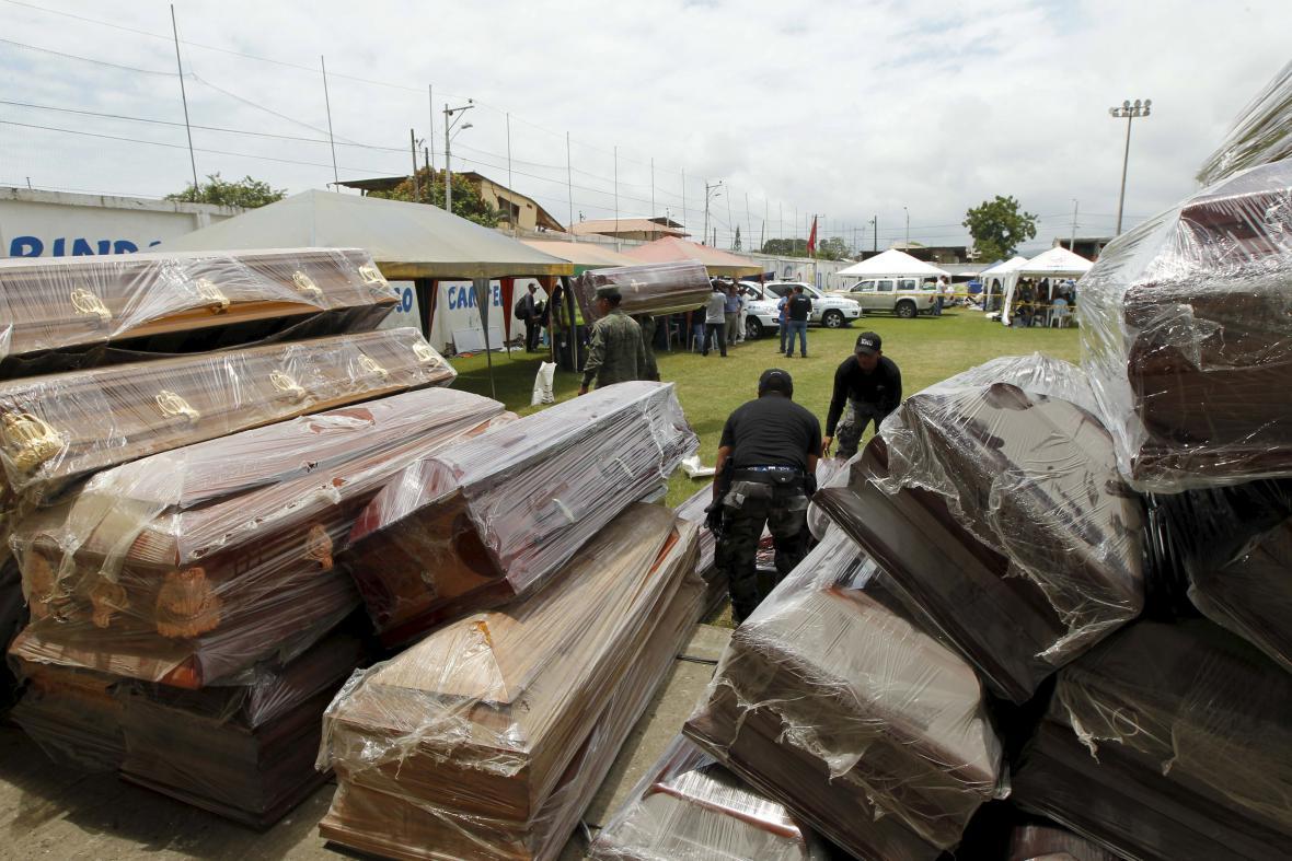 Zemětřesení v Ekvádoru