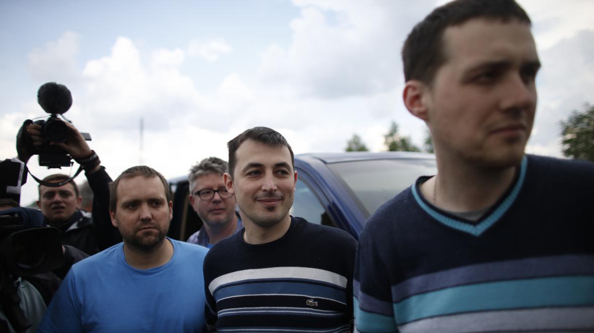 Osvobození pozorovatelé OBSE
