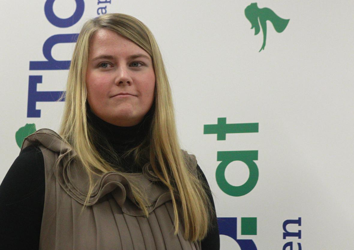 Natascha Kampuschová (rok 2010)