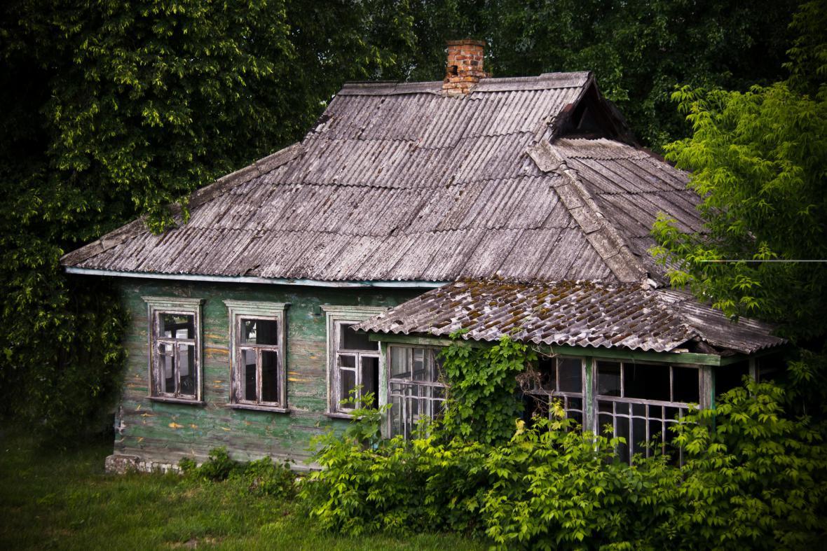 Ukrajinská Pripjať neboli město duchů