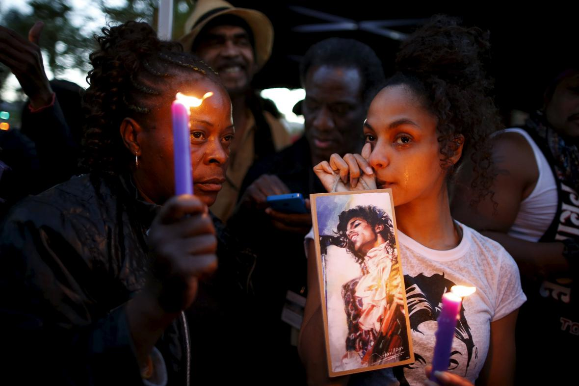 Svět truchlí pro Prince