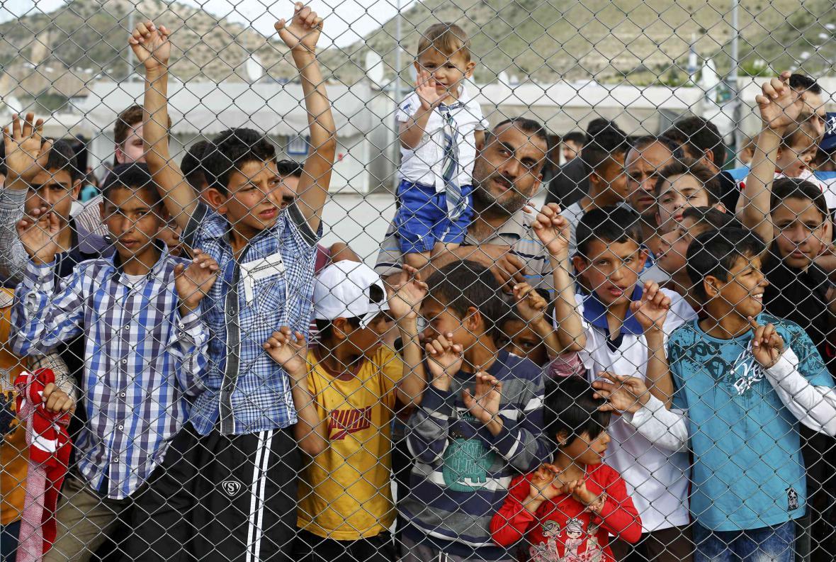 Uprchlický tábor Nizip