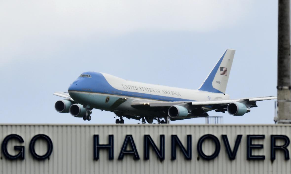Barack Obama v Německu