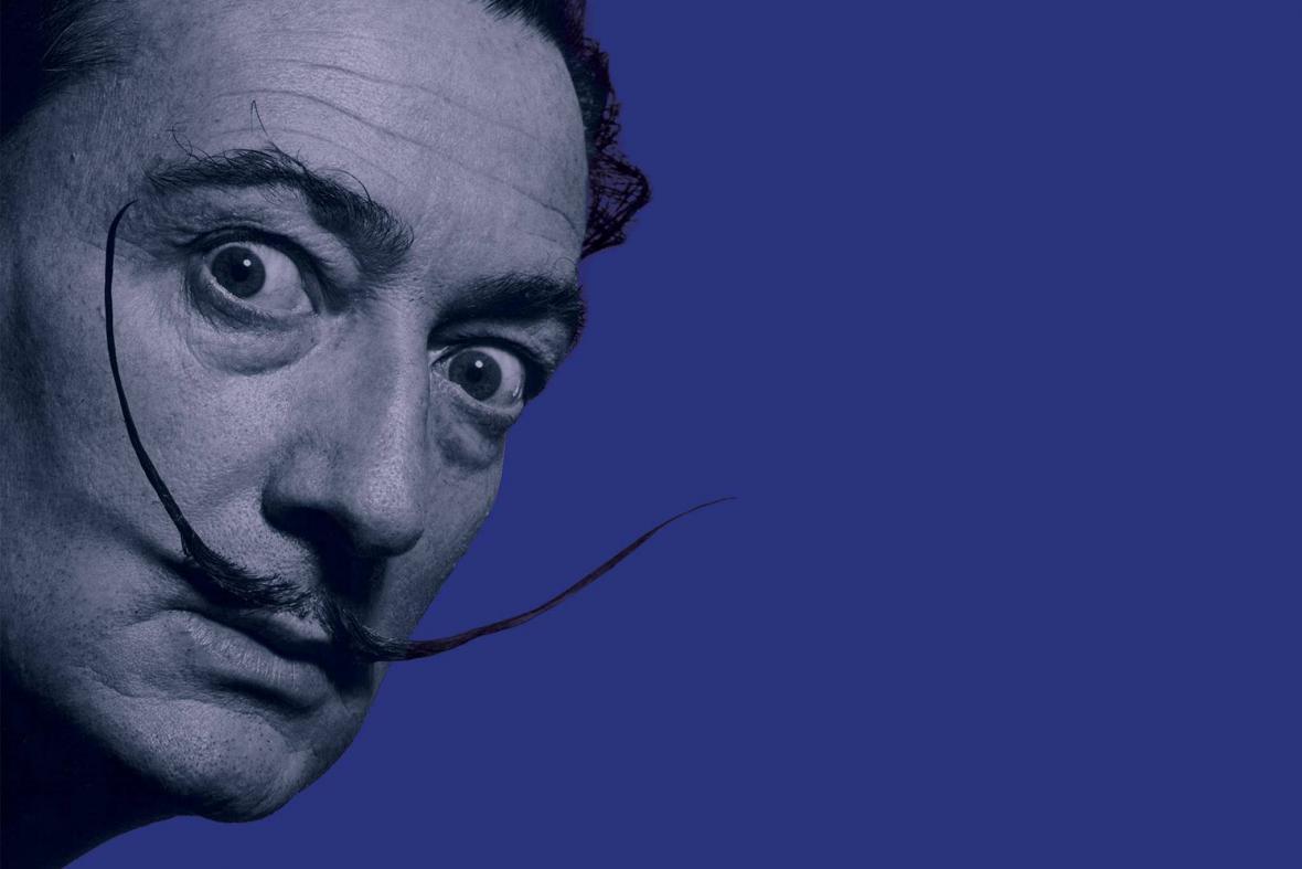 Výstava Dalí