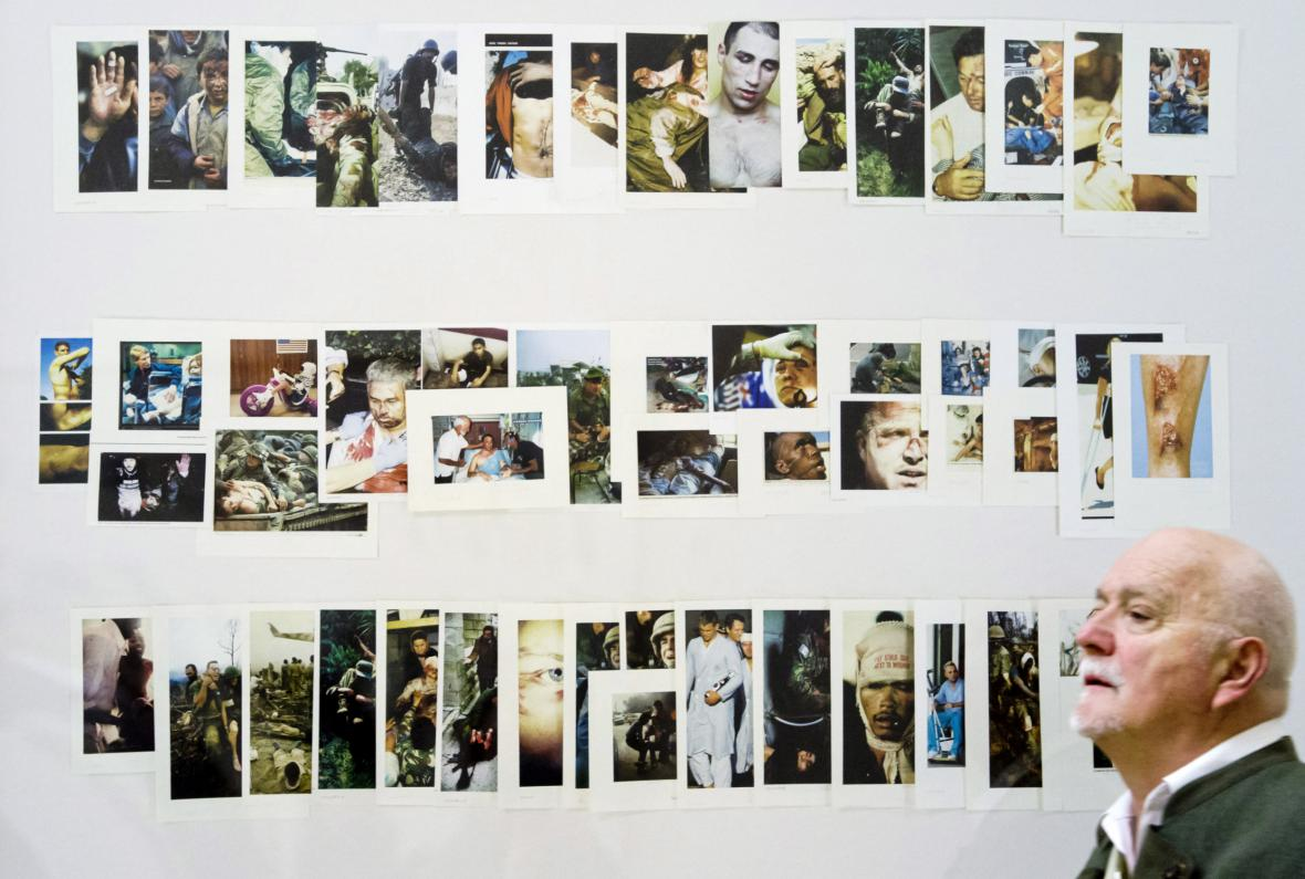 Výstava Taryn Simon v Rudolfinu
