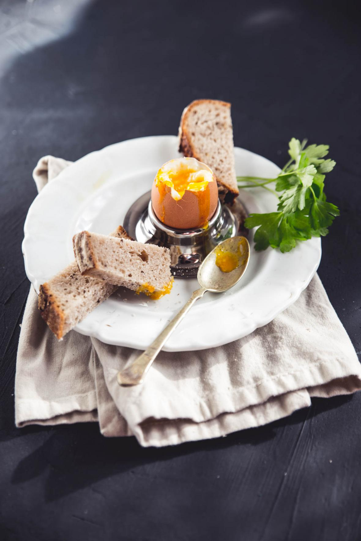 Snídaně podle Petry Novotné