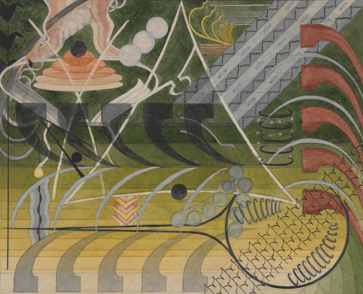 Arne Hošek, Realizace kvartetu B. Smetany Z mého života 1. věta, 1934