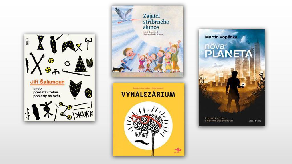 Zlatá stuha za rok 2015: vítězové literární části