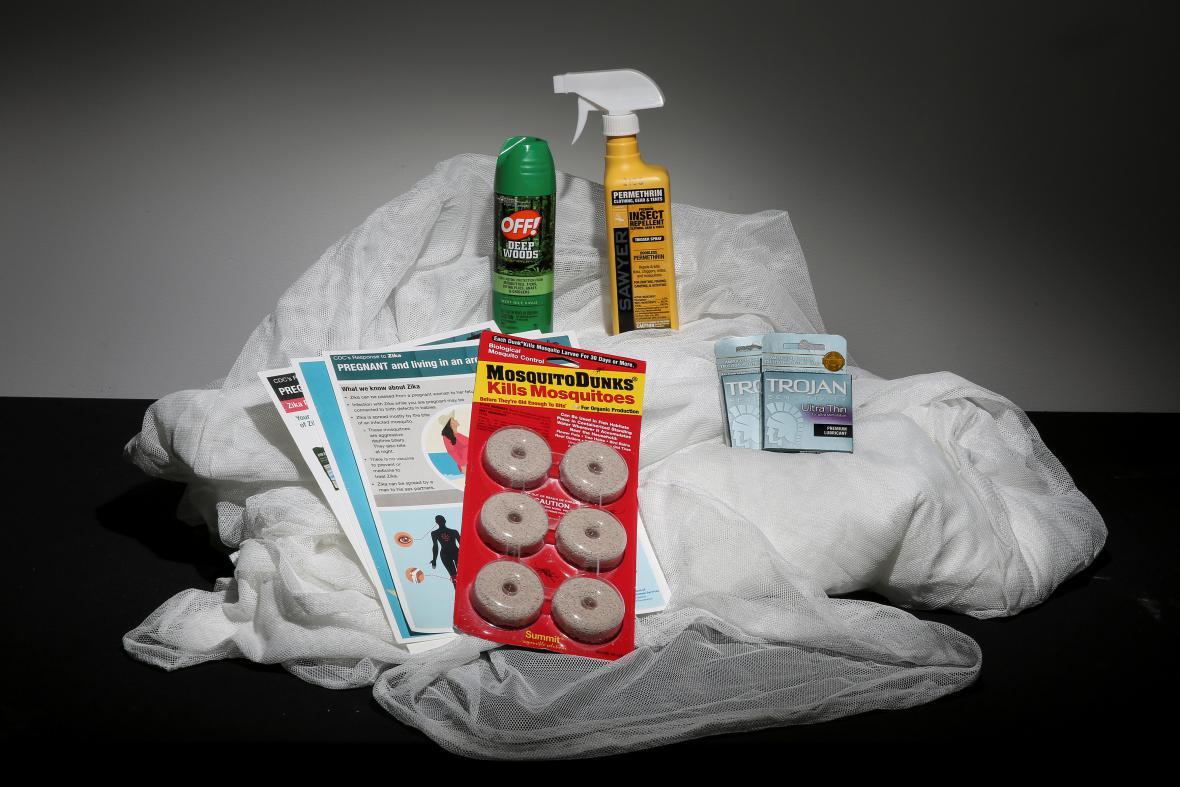 Prevence proti viru zika