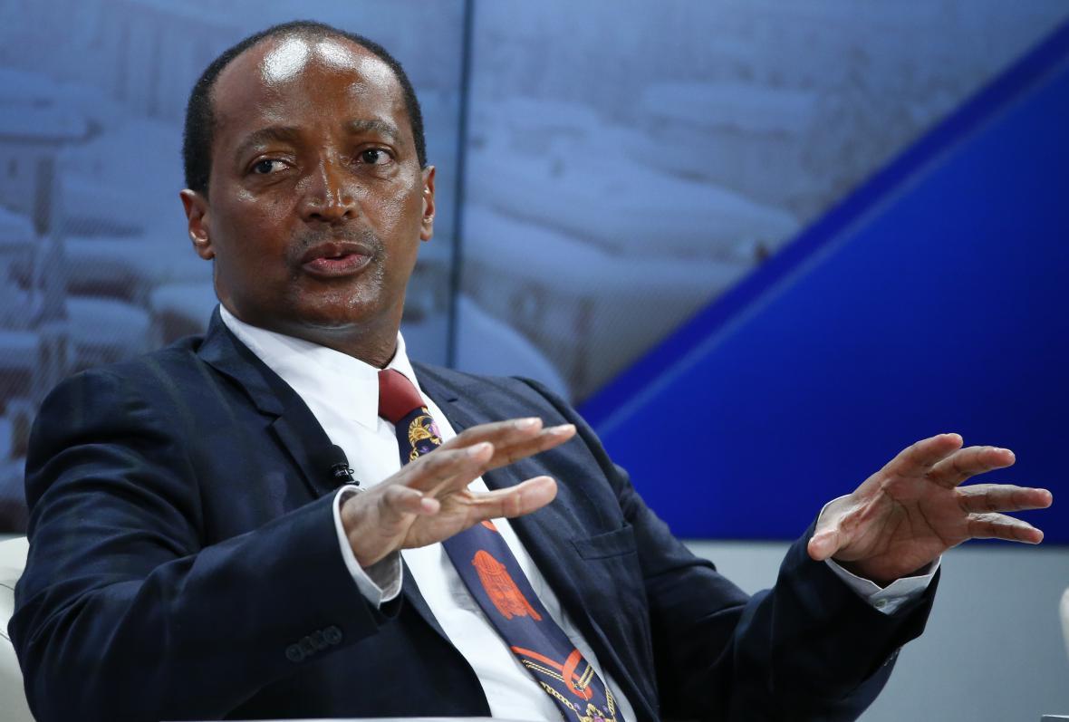 Patrice Motsepe patří k vlivným podnikatelů v JAR
