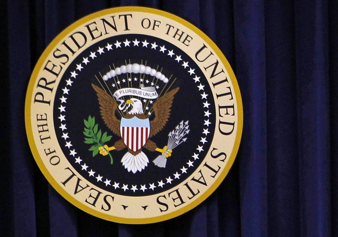 Symbol prezidenta USA