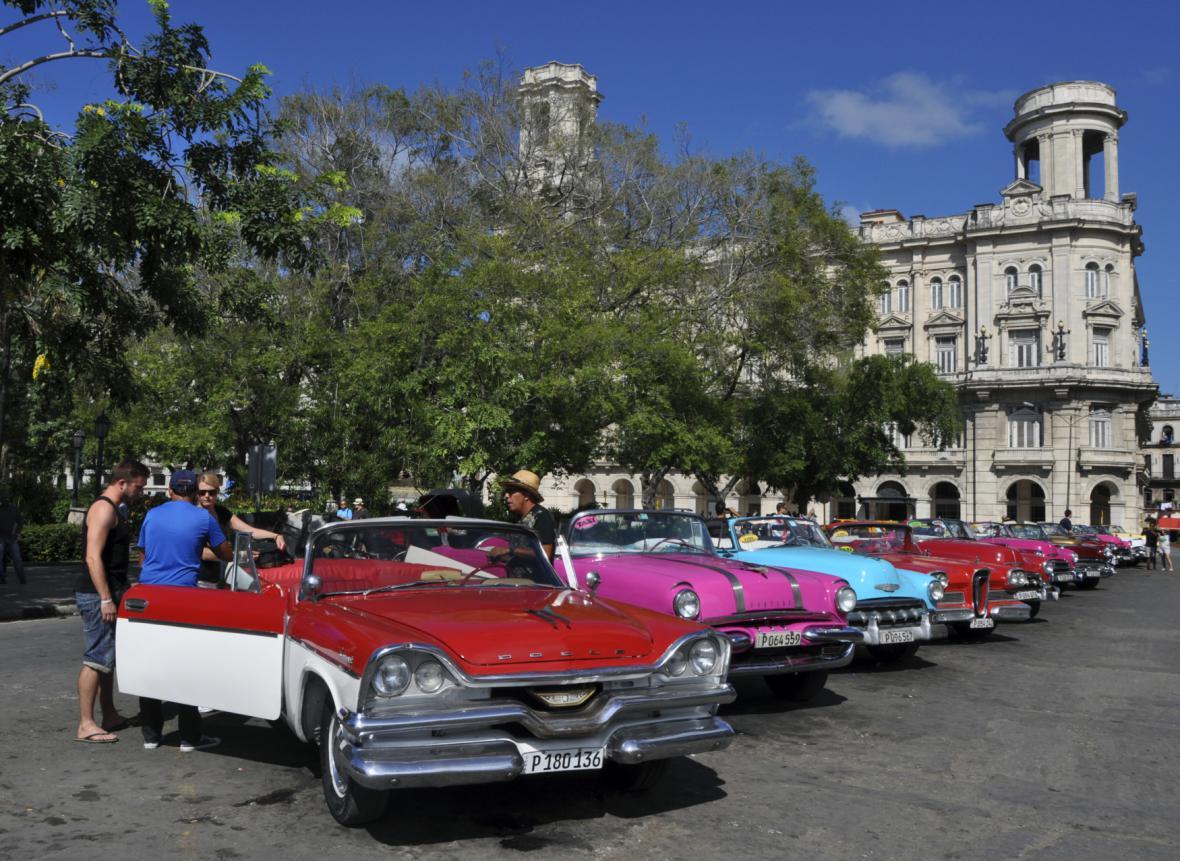 Turismus na Kubě