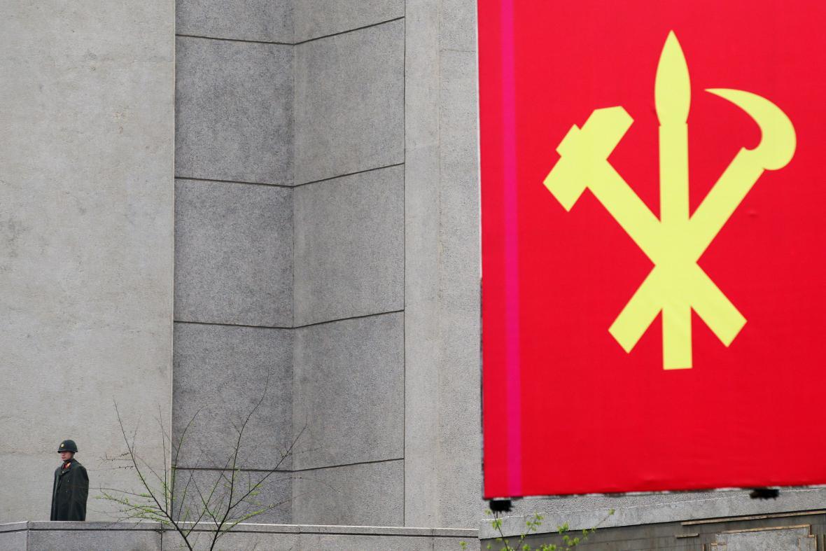 Sjezd vládnoucí strany v KLDR