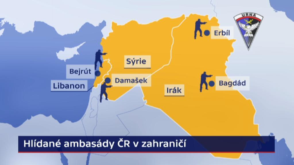 Hlídané ambasády