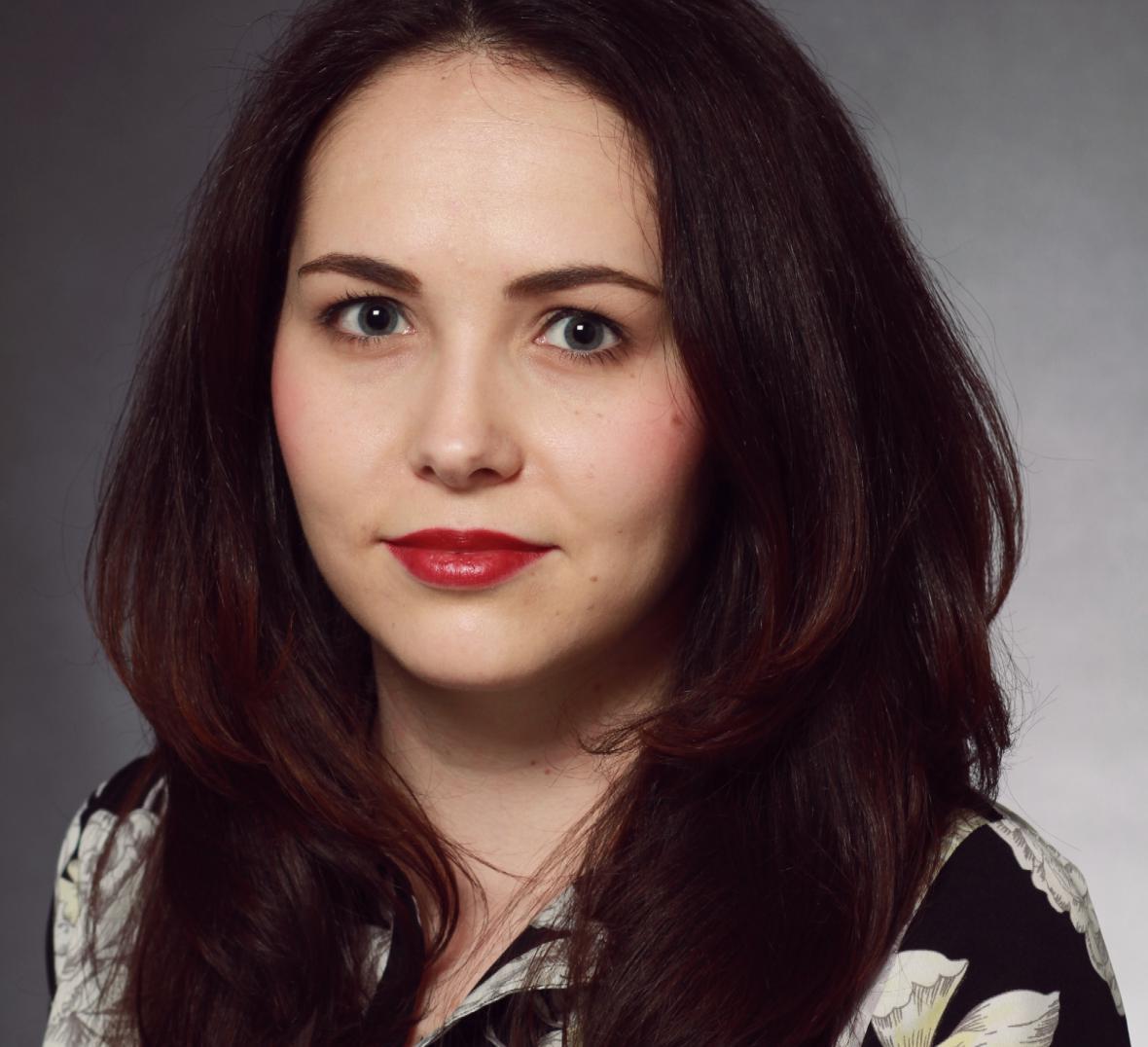 Johana Kudrnová