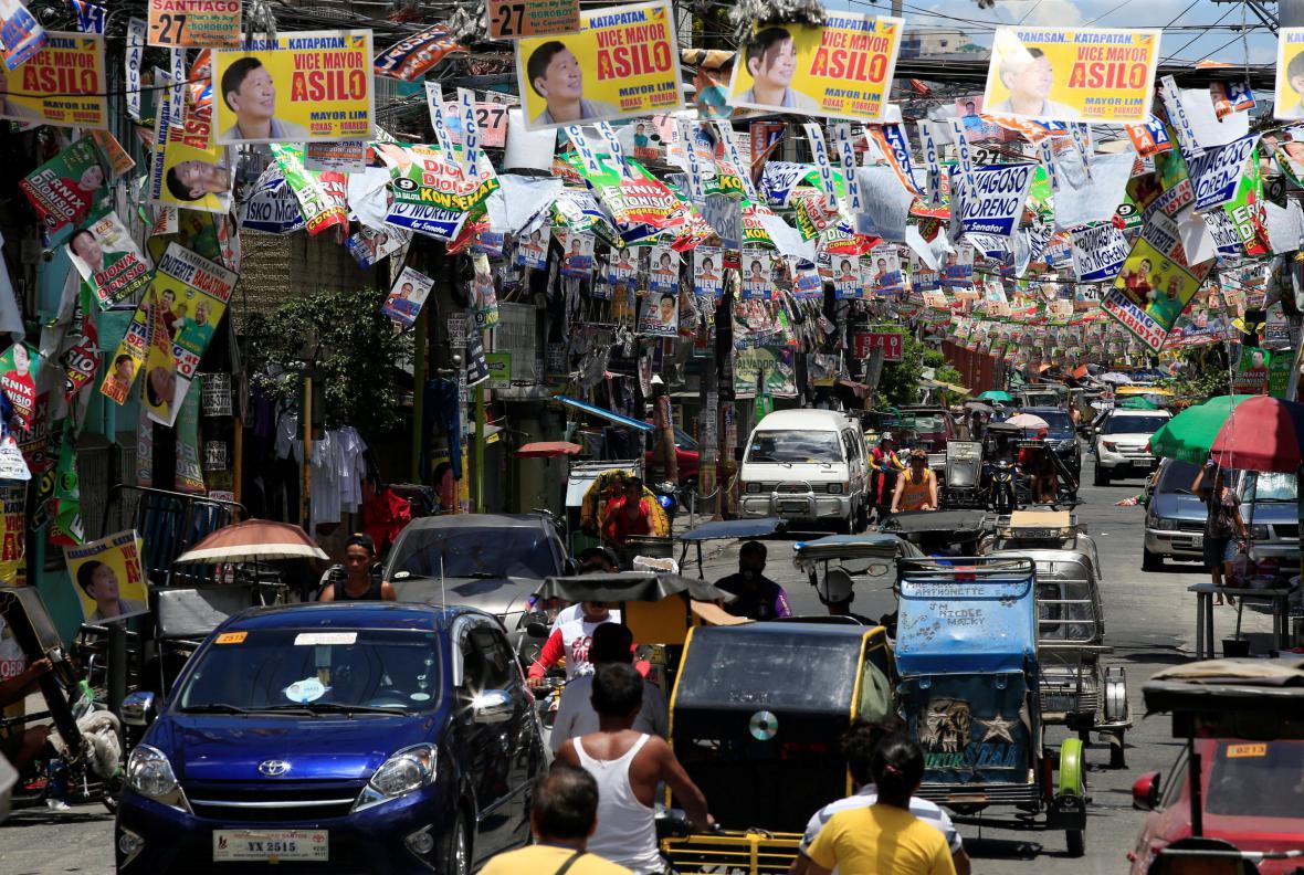 Filipínské volby
