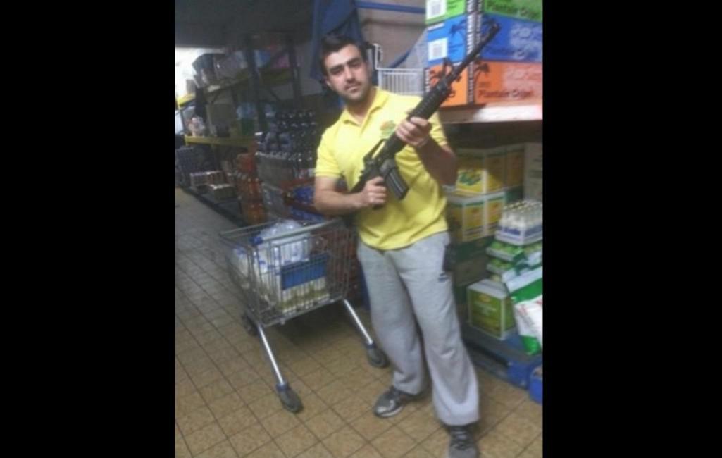 Podezřelý terorista Hakim Nasiri dopadený v Itálii