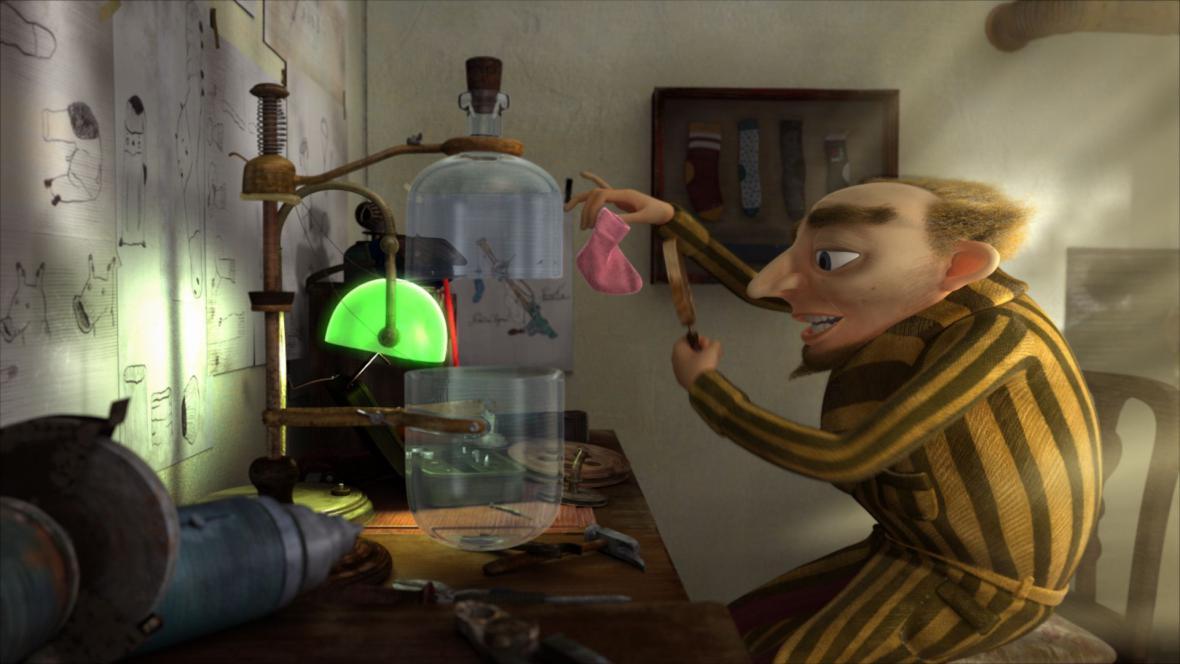 Z filmu Lichožrouti