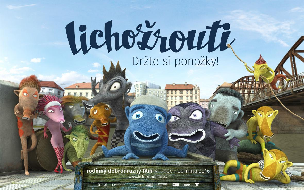 Plakát k filmu Lichožrouti