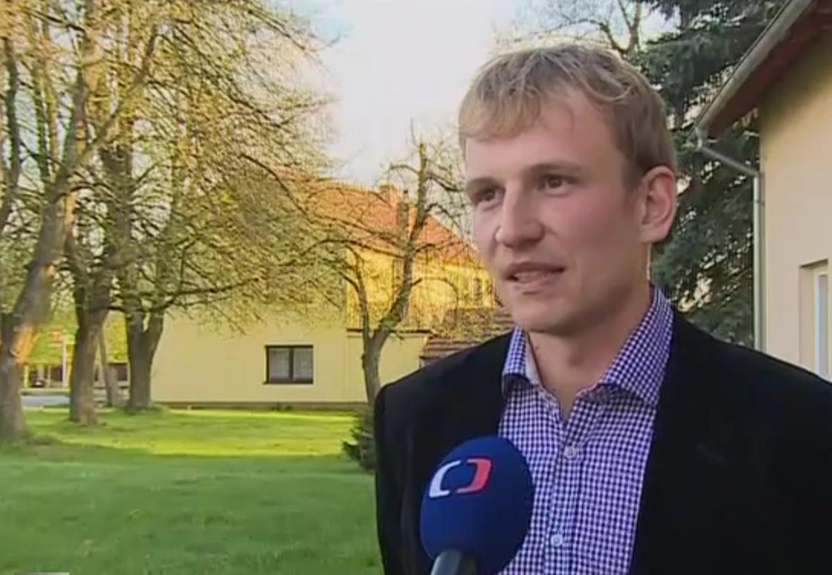 Starosta Suchého Jakub Hlubinka chce do obce přilákat mladé lidi