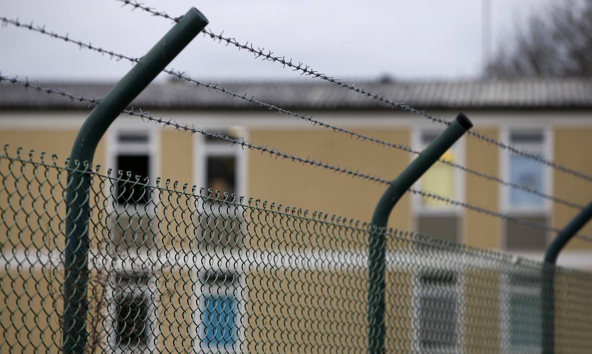 Německá ubytovna pro migranty