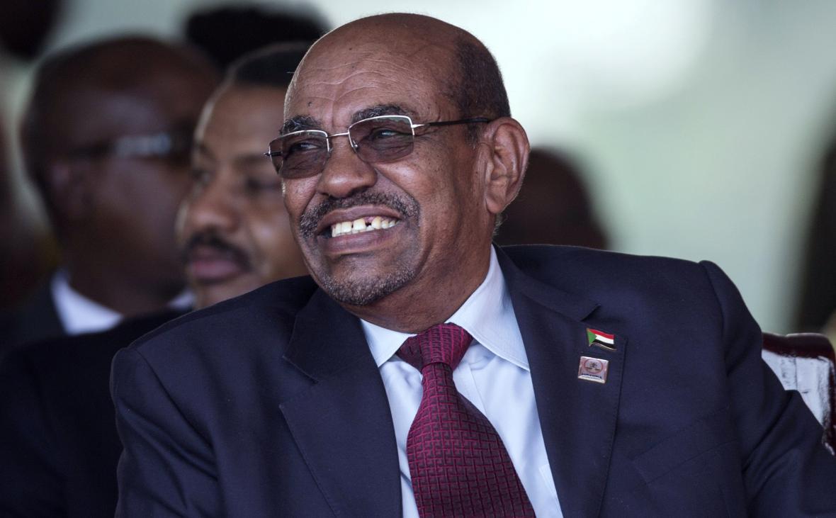 Súdánský prezident Umar Bašír