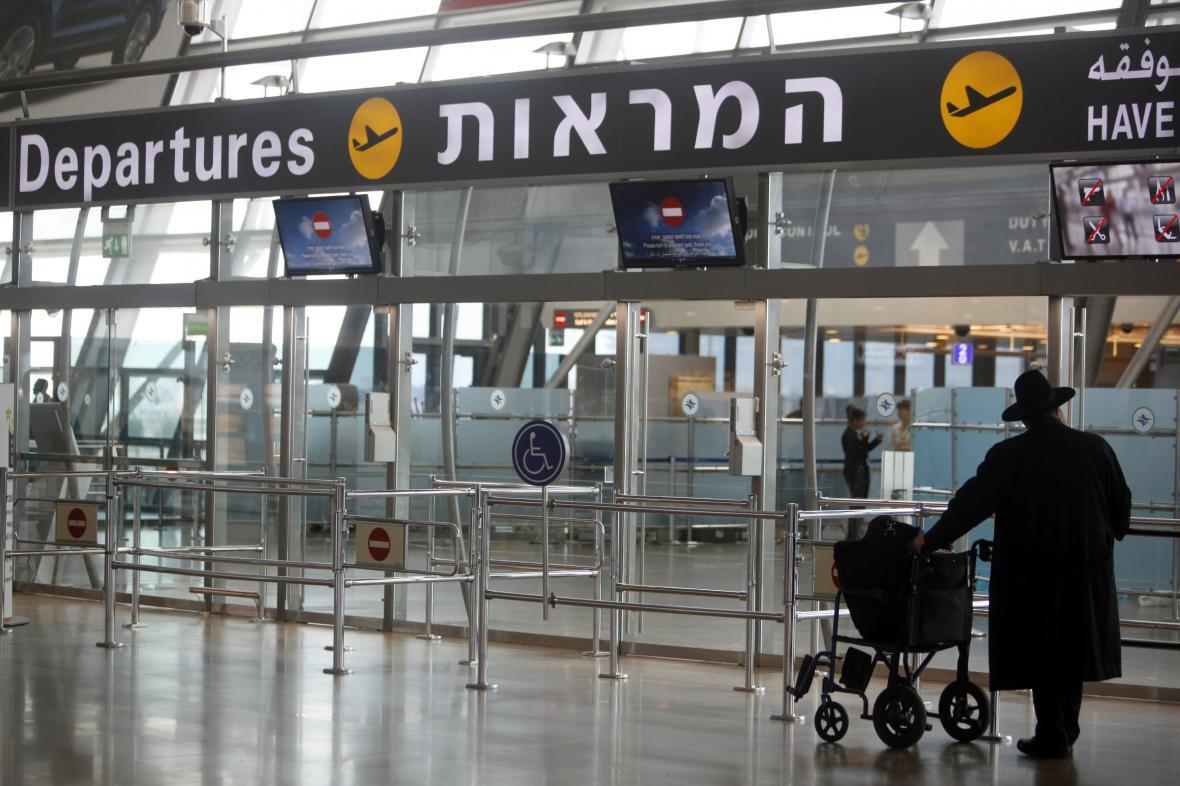 Ben Gurionovo letiště v Tel Avivu