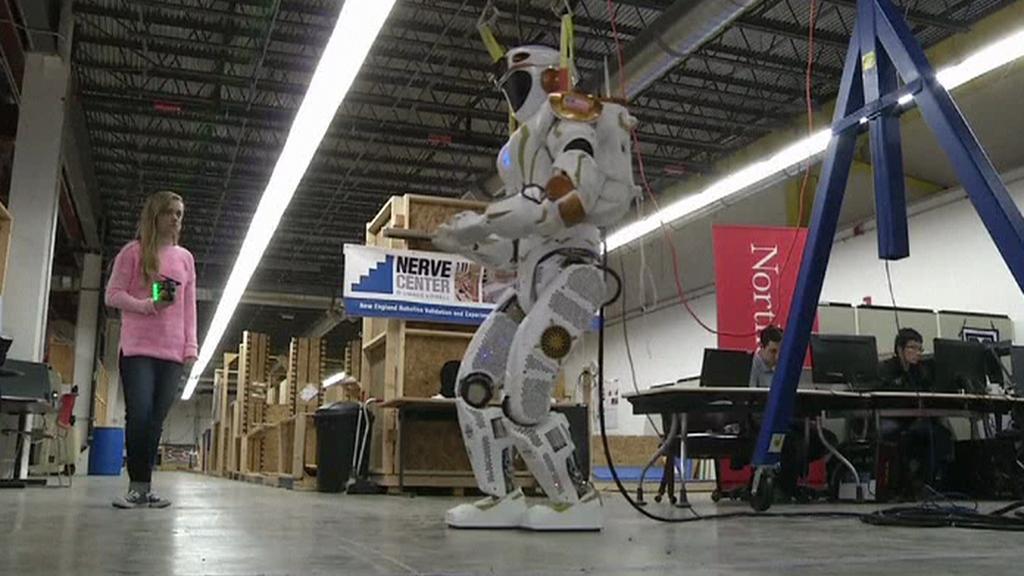 Konstrukce robotů pro Mars