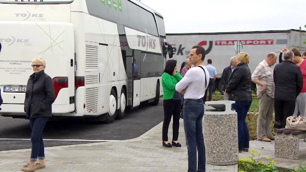 Nové odpočívadlo na D11 u Osic
