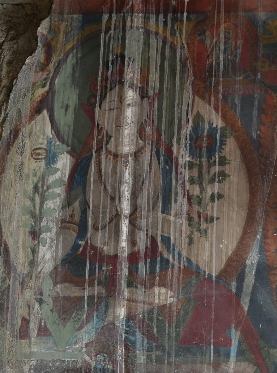 Malba před rekonstrukcí