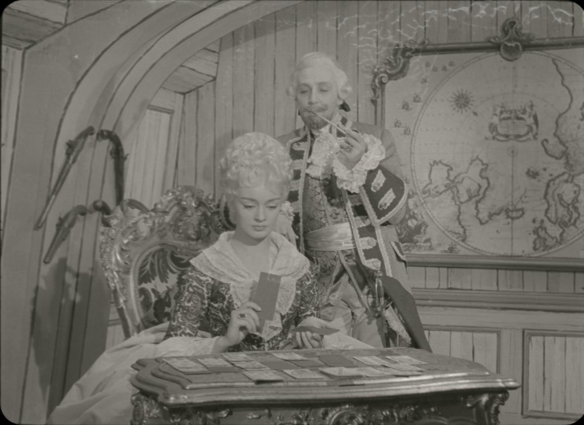 Baron Prášil - před digitálním restaurováním