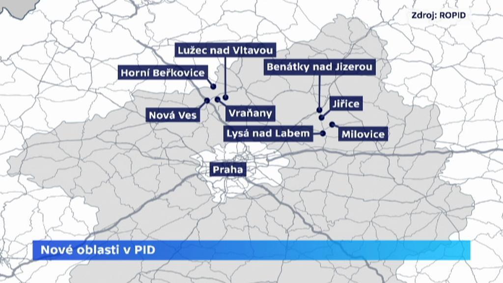 Nové oblasti v PID