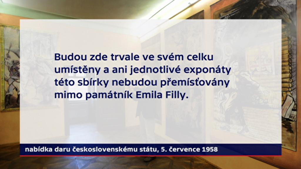 Spor o dědictví po Fillovi