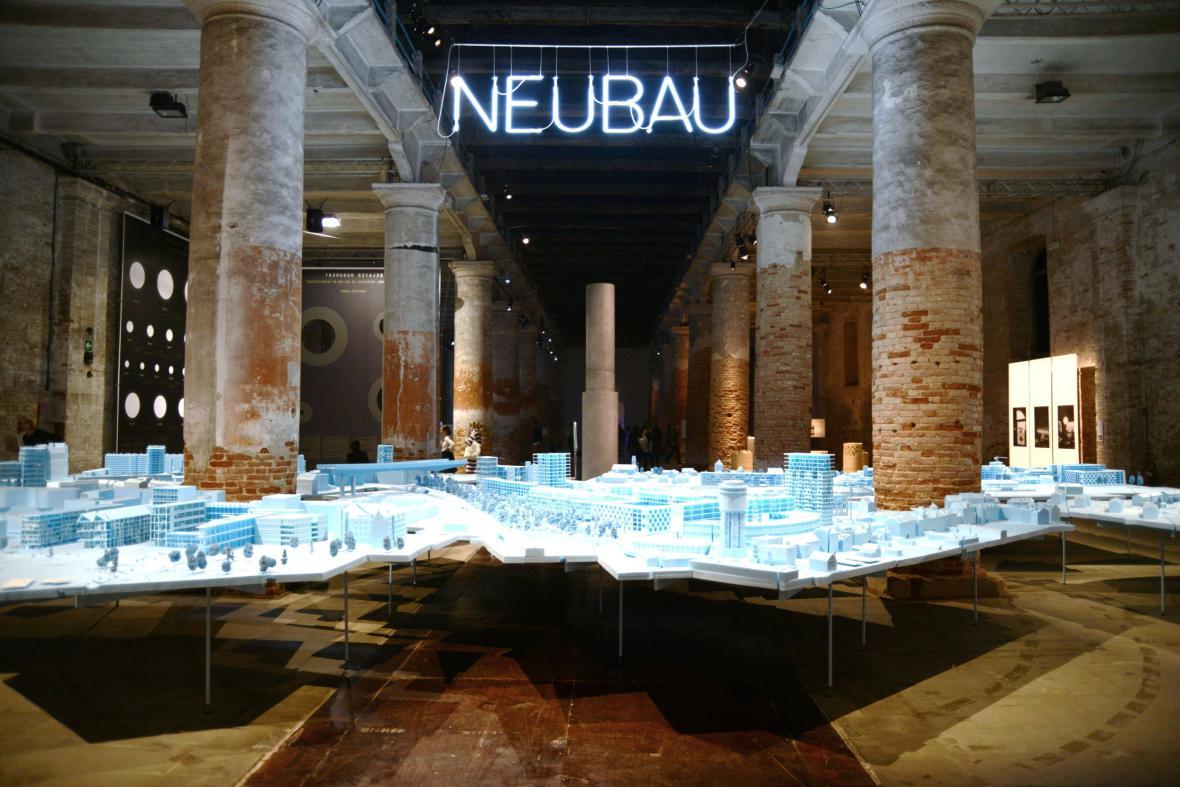Beinále architektury v Benátkách