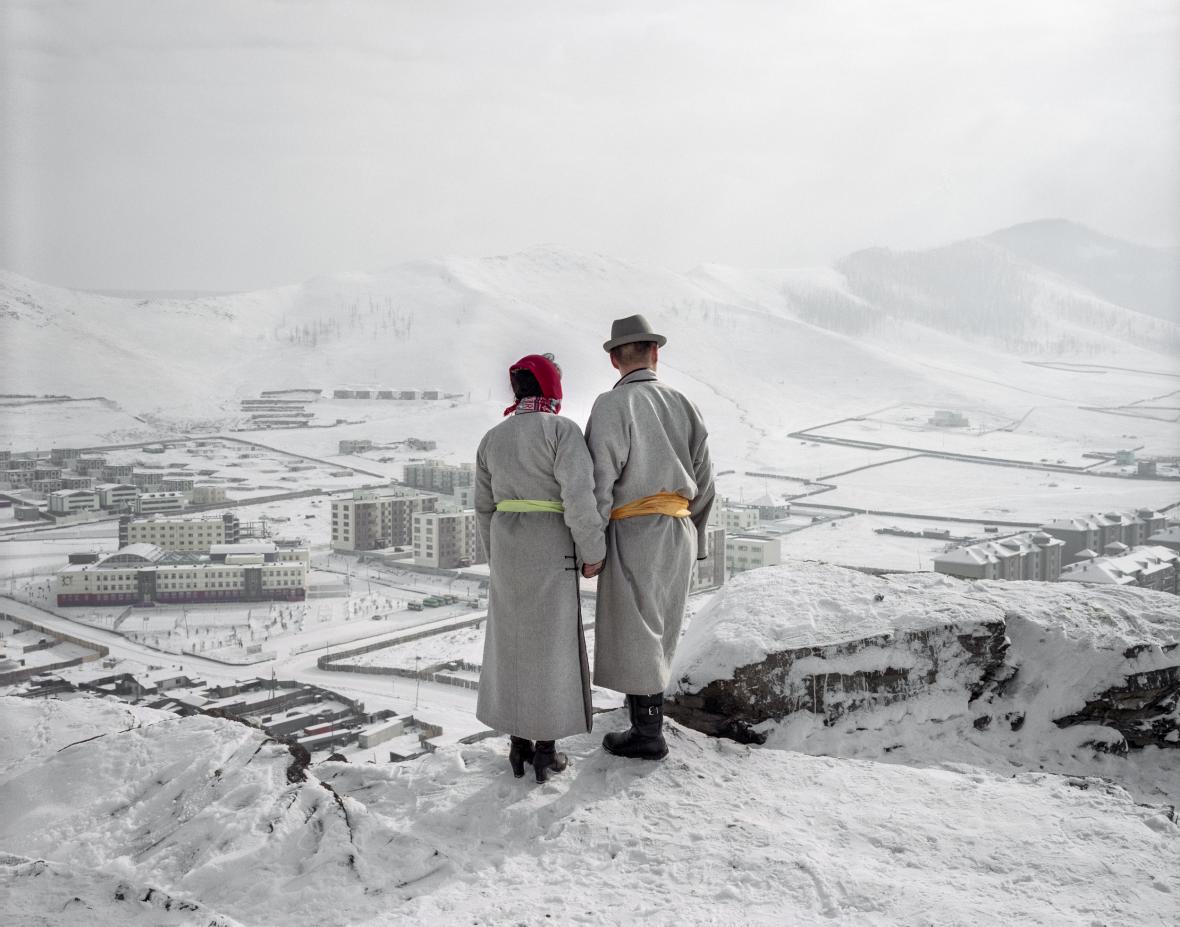 Artur Alan Willman / Mongolsko
