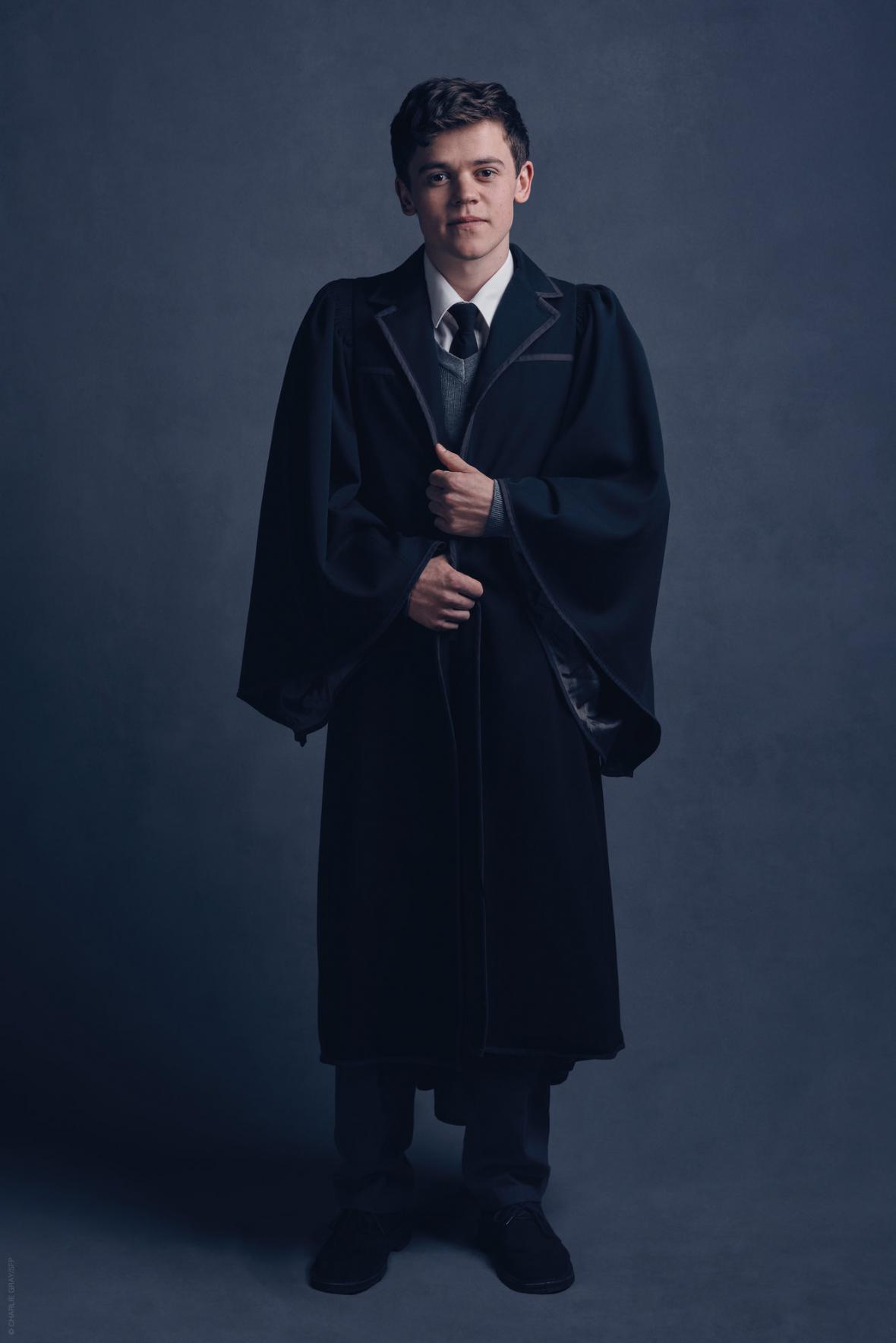 Sam Clemmett jako Albus Severus