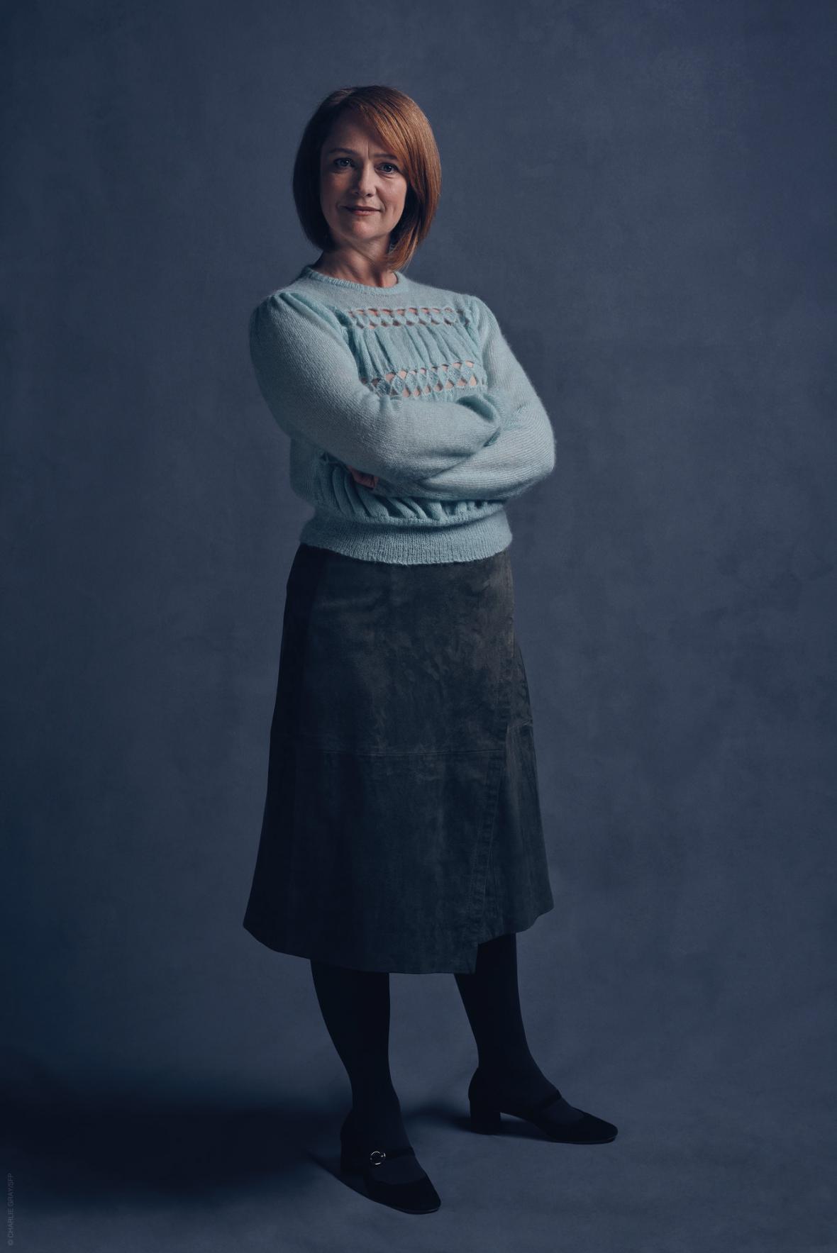 Poppy Miller jako Ginny Potterová