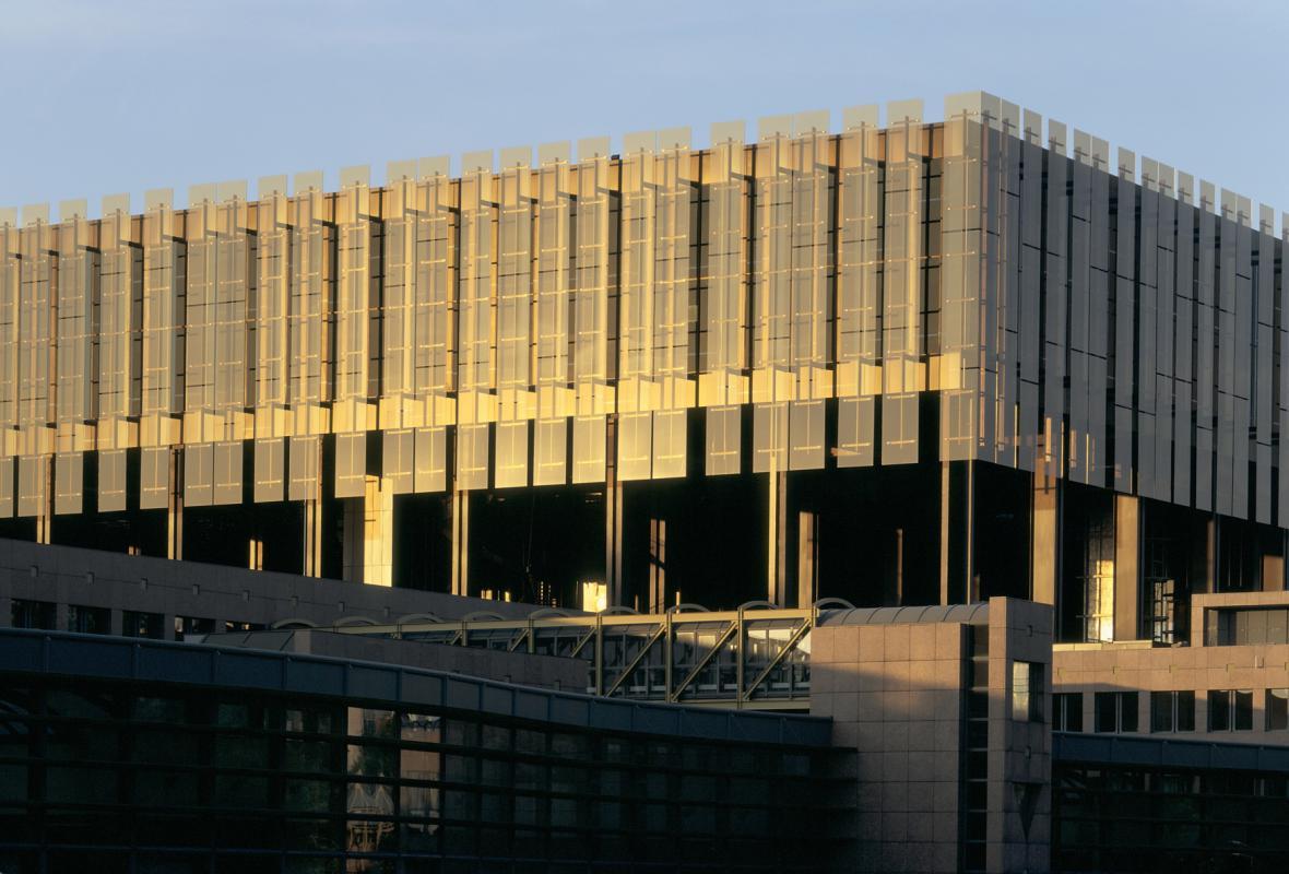 Soudní dvůr EU v Lucemburku