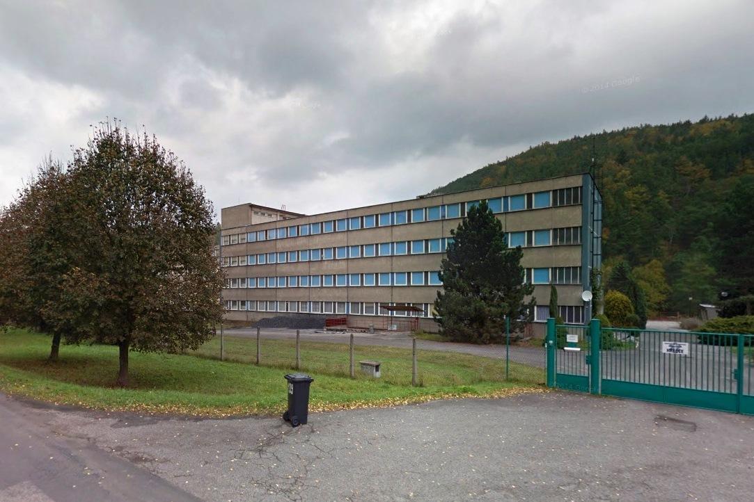 Záložní nemocnice v Hředlích