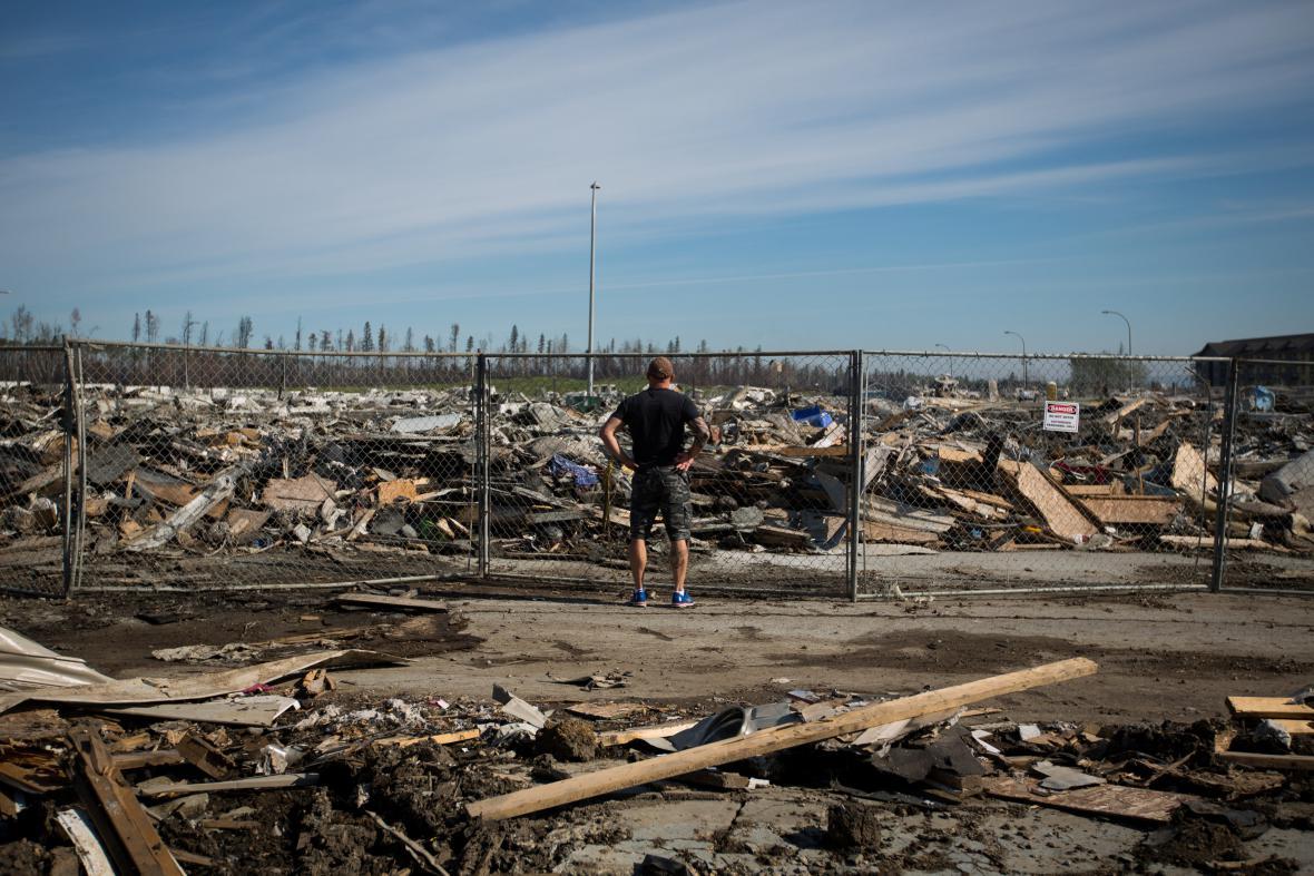 Návrat k původnímu životu ve Fort McMurray potrvá roky