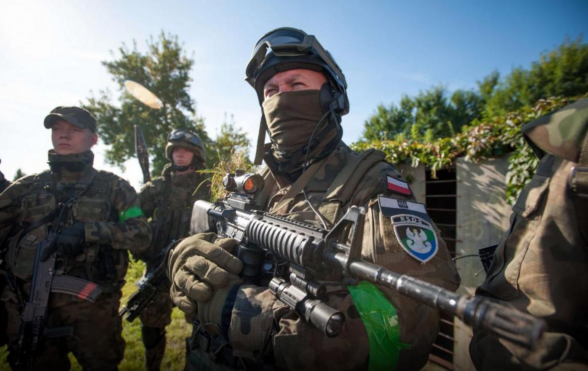 Civilní milice v Polsku
