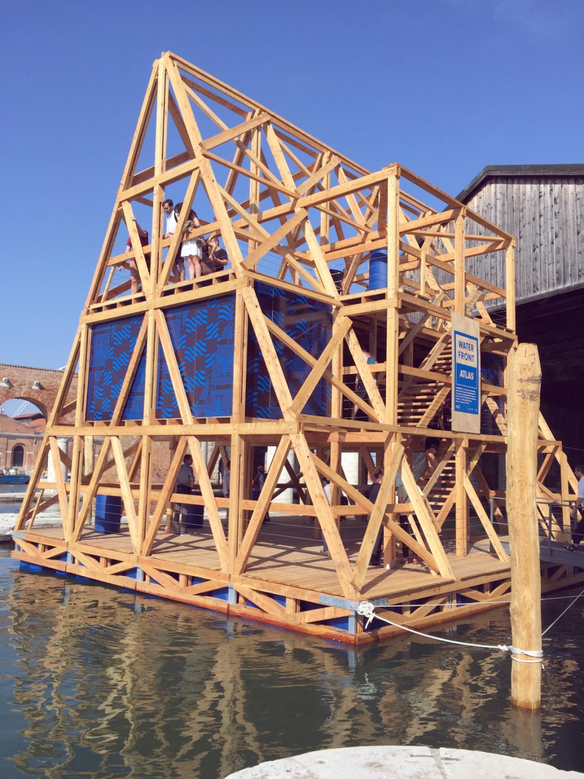 15. bienále architektury v Benátkách
