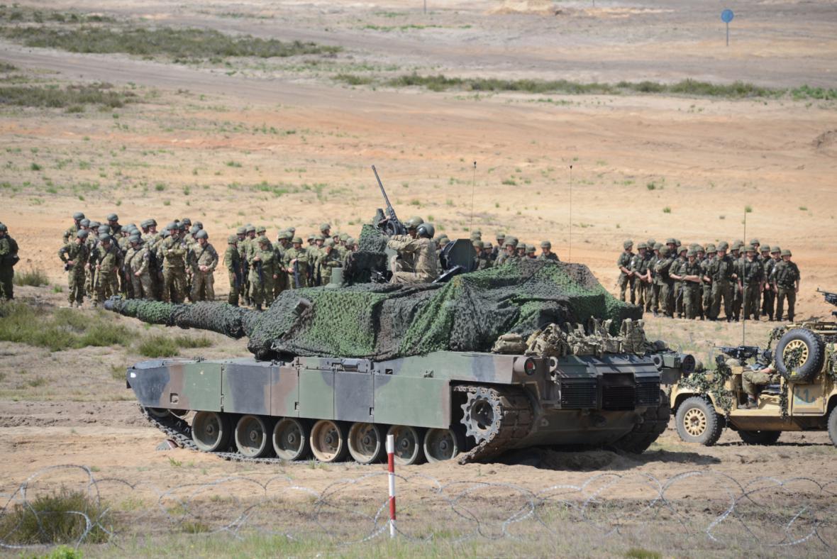 Letos nejrozsáhlejší vojenské manévry NATO v Polsku