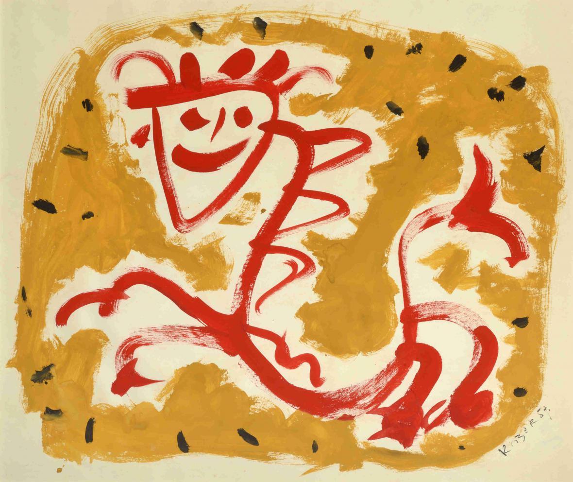 Jan Křížek, Idol III, 1957