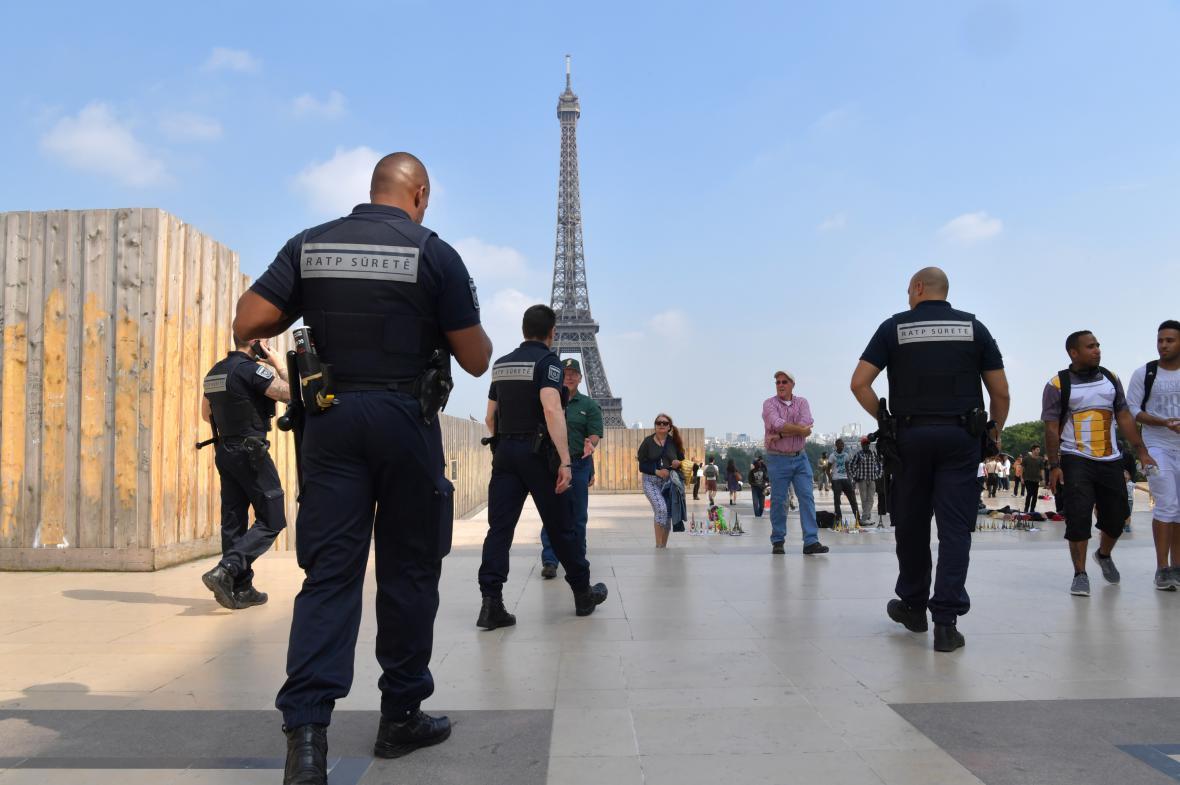 Zvýšená bezpečnost kvůli fotbalovému Euru