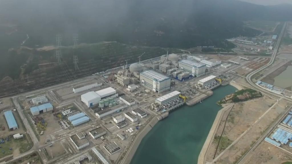 Jaderná elektrárna Tchaj-šan
