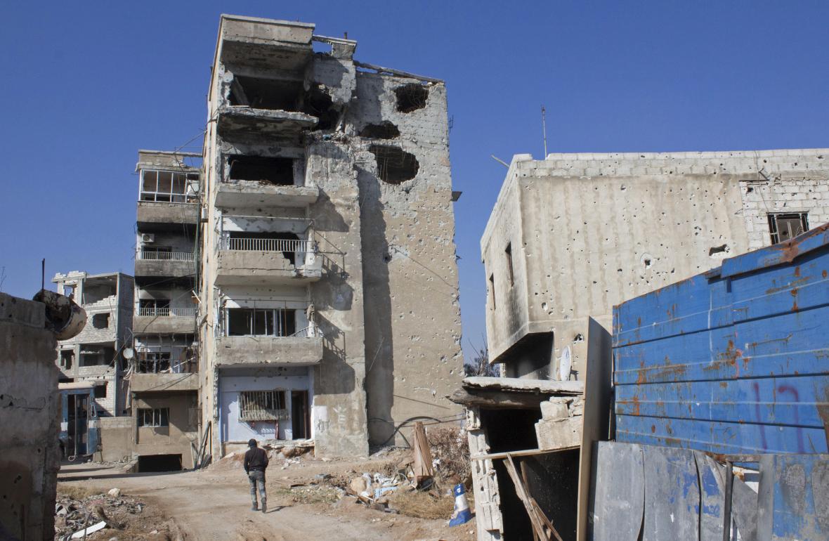 Syrská Darája
