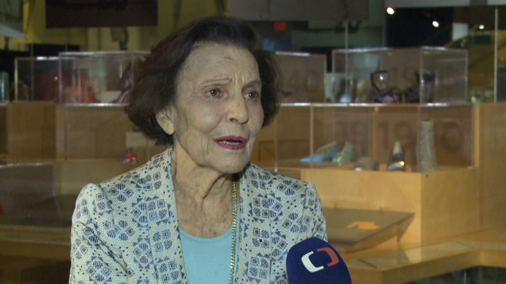 Sonja Baťová, snacha Tomáše Bati