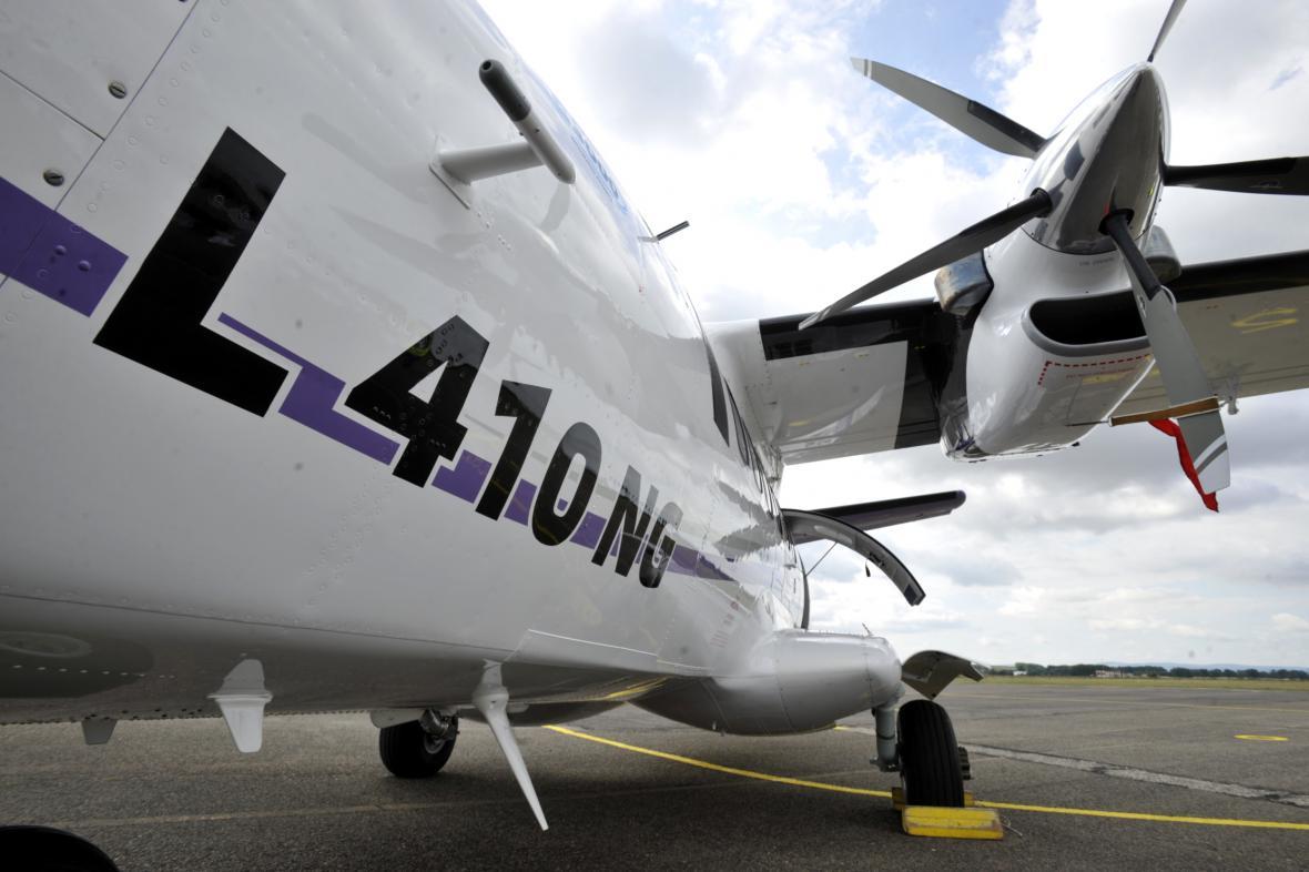 Letoun L-410 NG